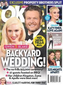 OK! Magazine USA - December 30, 2017