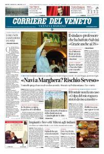 Corriere del Veneto Vicenza e Bassano – 11 giugno 2019