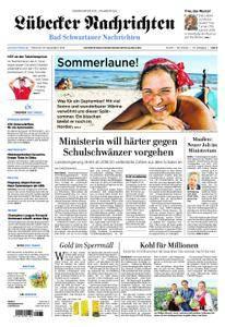 Lübecker Nachrichten Bad Schwartau - 19. September 2018