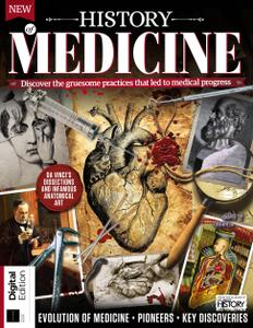 All About History: History of Medicine – July 2019