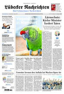Lübecker Nachrichten Bad Schwartau - 01. August 2019