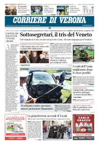 Corriere di Verona – 14 settembre 2019