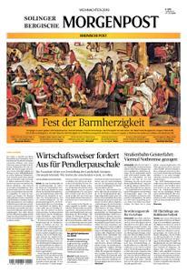 Solinger Morgenpost – 24. Dezember 2019
