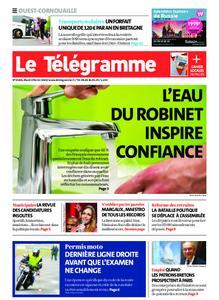 Le Télégramme Ouest Cornouaille – 04 février 2020