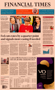 Financial Times UK – 01 August 2019