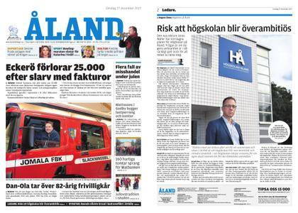 Ålandstidningen – 27 december 2017