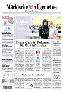 Märkische Allgemeine Westhavelländer - 01. Februar 2019