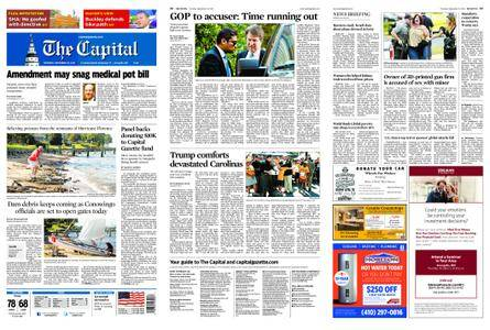 The Capital – September 20, 2018