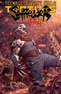 Teenage Mutant Ninja Turtles-Shredder in Hell 2020 digital Raphael