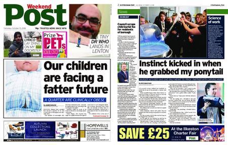 Nottingham Post – October 13, 2018