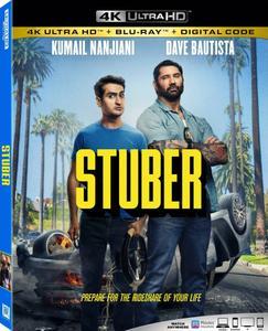 Stuber (2019) [4K, Ultra HD]