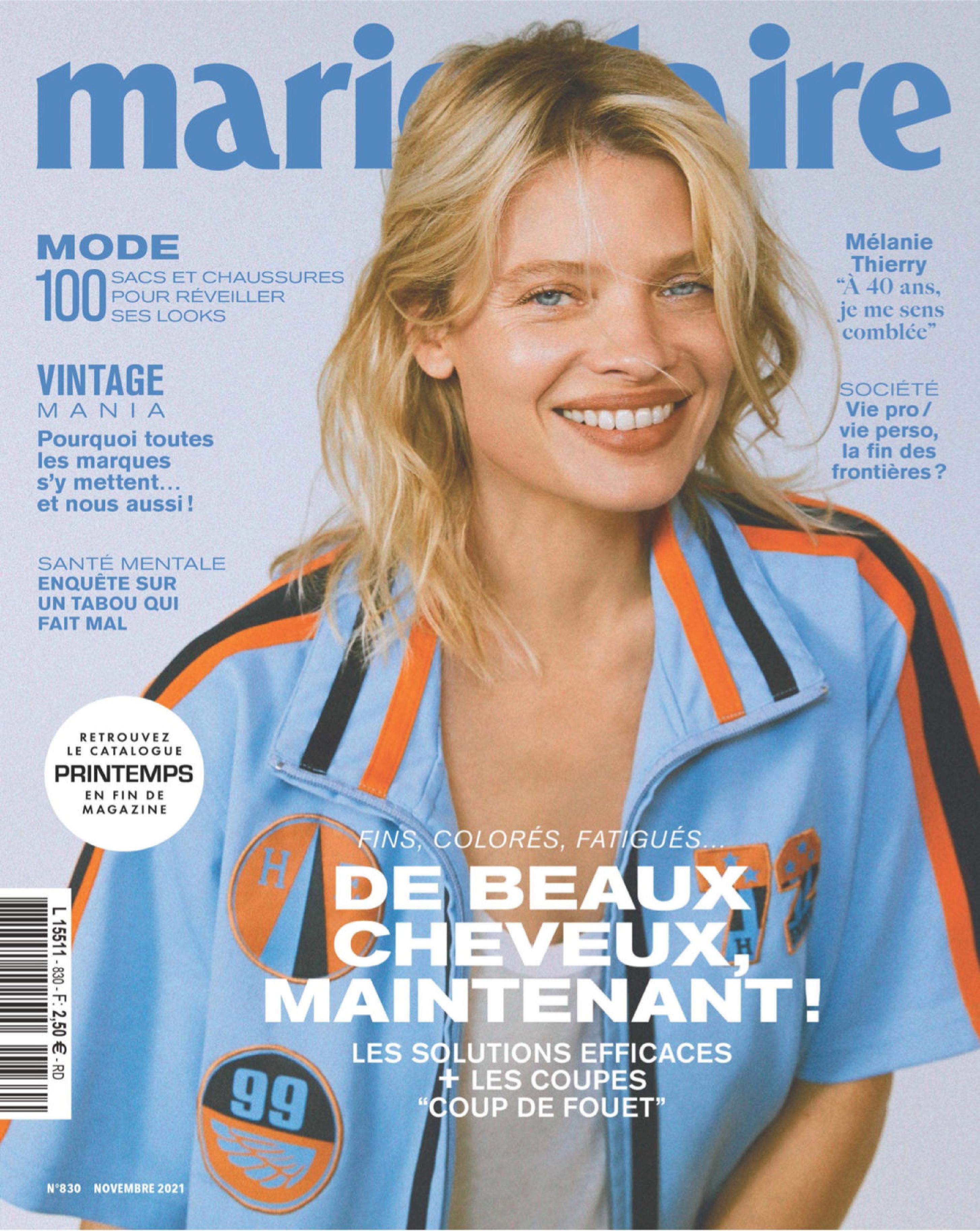 Marie Claire France - novembre 2021
