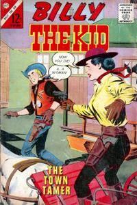 Billy the Kid 38 Charlton Feb 1963