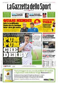 La Gazzetta dello Sport Roma – 16 settembre 2019