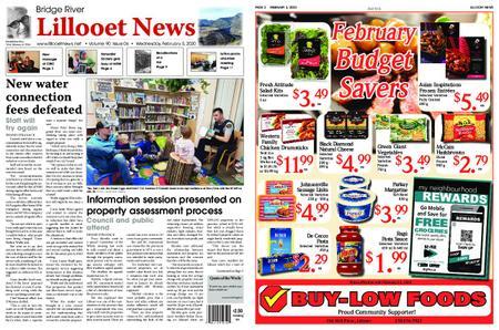 Bridge River Lillooet News – February 05, 2020
