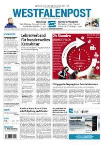 Westfalenpost Wetter - 01. Mai 2018