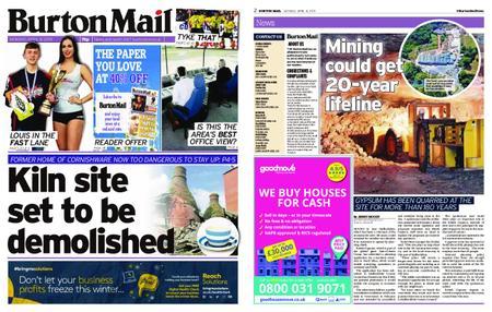 Burton Mail – April 08, 2019