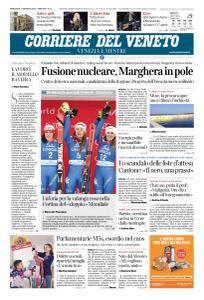 Corriere del Veneto Venezia e Mestre - 17 Gennaio 2018