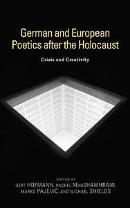 German and European Poetics after the Holocaust: Crisis and Creativity