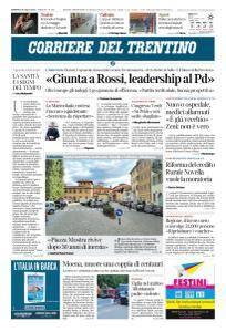 Corriere del Trentino - 8 Luglio 2018