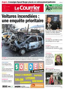 Le Courrier de l'Ouest Angers – 16 janvier 2020
