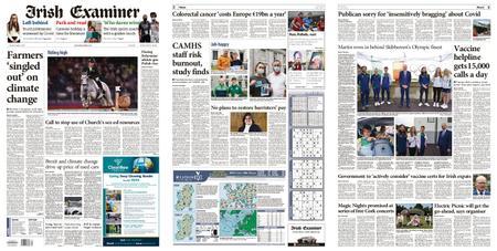 Irish Examiner – August 03, 2021