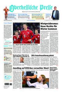 Oberhessische Presse Marburg/Ostkreis - 28. November 2018