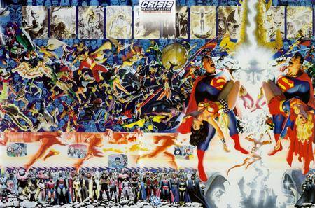 Crisis on Infinite Earths - The Absolute Edition 2005 HC DobisP R Pudgy-AbsolutNovus-HD 913275