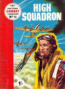 Combat Picture Library 036 - High Squadron (Mr Tweedy