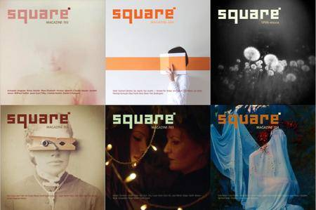 Square Magazine - 2016 Full Year Issues Collection