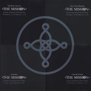 The Mission - London Shepherds Bush Empire (2008) {5CD Set, Eyes Wide Shut Recordings Limited Edition EWSR 002~006}