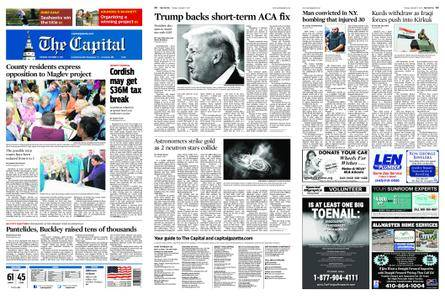 The Capital – October 17, 2017