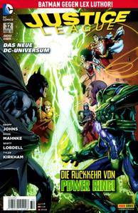 Justice League 32 Panini 2015 Drg