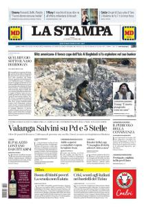 La Stampa Imperia e Sanremo - 28 Ottobre 2019