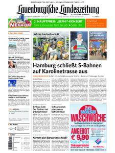 Lauenburgische Landeszeitung - 09. Dezember 2017