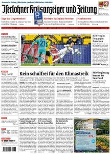 Iserlohner Kreisanzeiger – 18. September 2019