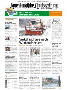 Lauenburgische Landeszeitung - 19. Januar 2018