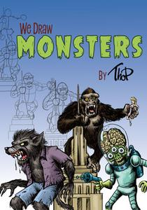 «We Draw #1: We Draw Monsters» by Thomas Friis Pedersen