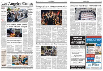 Los Angeles Times – May 30, 2020