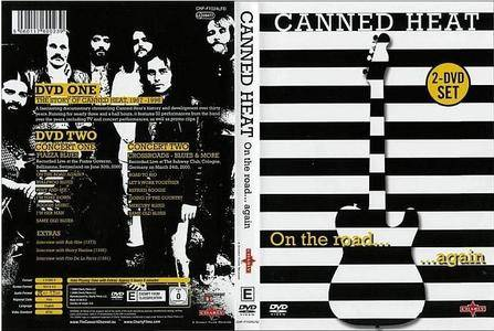 Canned Heat - On The Road... Again (2009)
