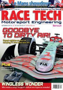 Race Tech – September 2021