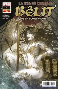 La Era de Conan Vol.1 Bêlit de la Costa Negra #1-2 de 3