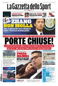 La Gazzetta dello Sport Roma – 04 marzo 2020