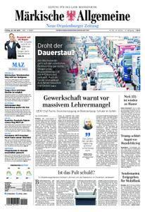 Neue Oranienburger Zeitung - 25. Mai 2018