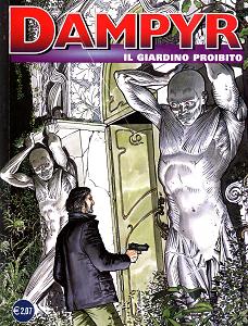 Dampyr - Volume 26 - Il Giardino Proibito