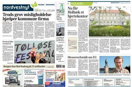 Nordvestnyt Holbæk Odsherred – 20. august 2018