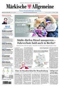 Neue Oranienburger Zeitung - 28. Februar 2018