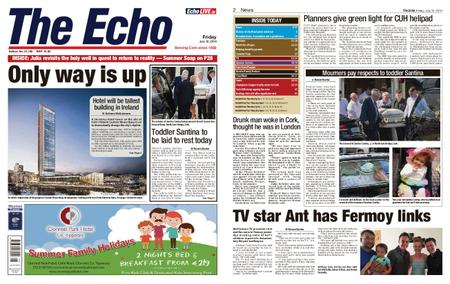 Evening Echo – July 12, 2019