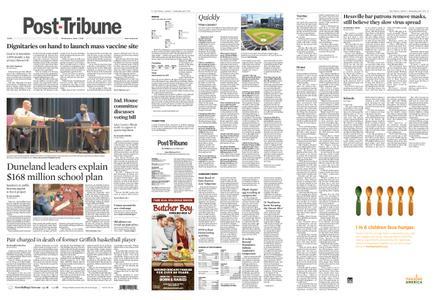 Post-Tribune – April 07, 2021