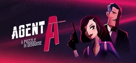 Agent A: A puzzle in disguise (2019)